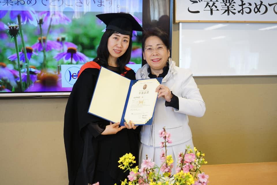 CHhom卒業式2020